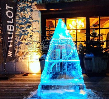 HUBLOT COURCHEVEL CHALET DE PIERRE